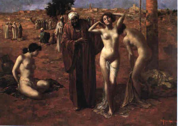 Art erotic femdom slave markets