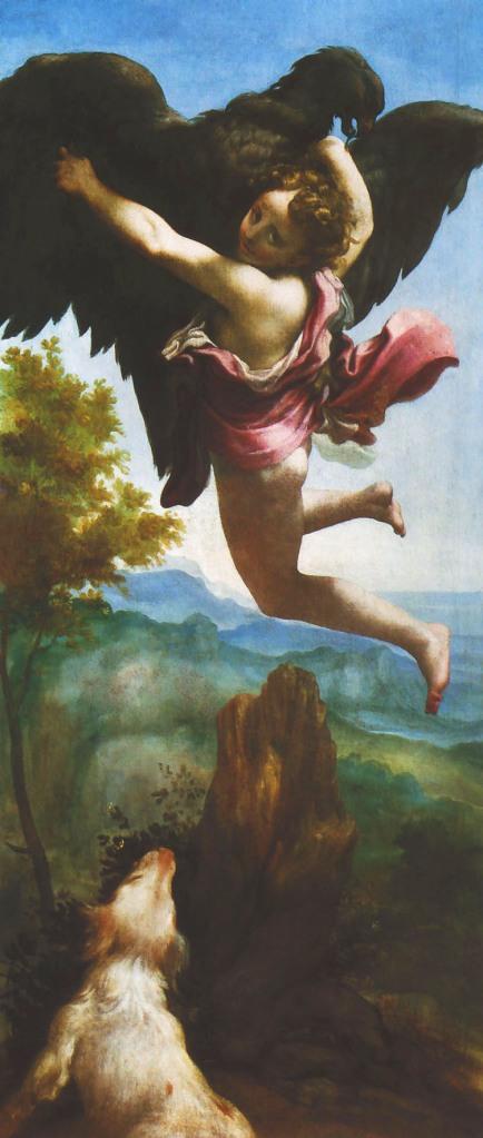Antonio Allegri da CORREGGIO resimleri