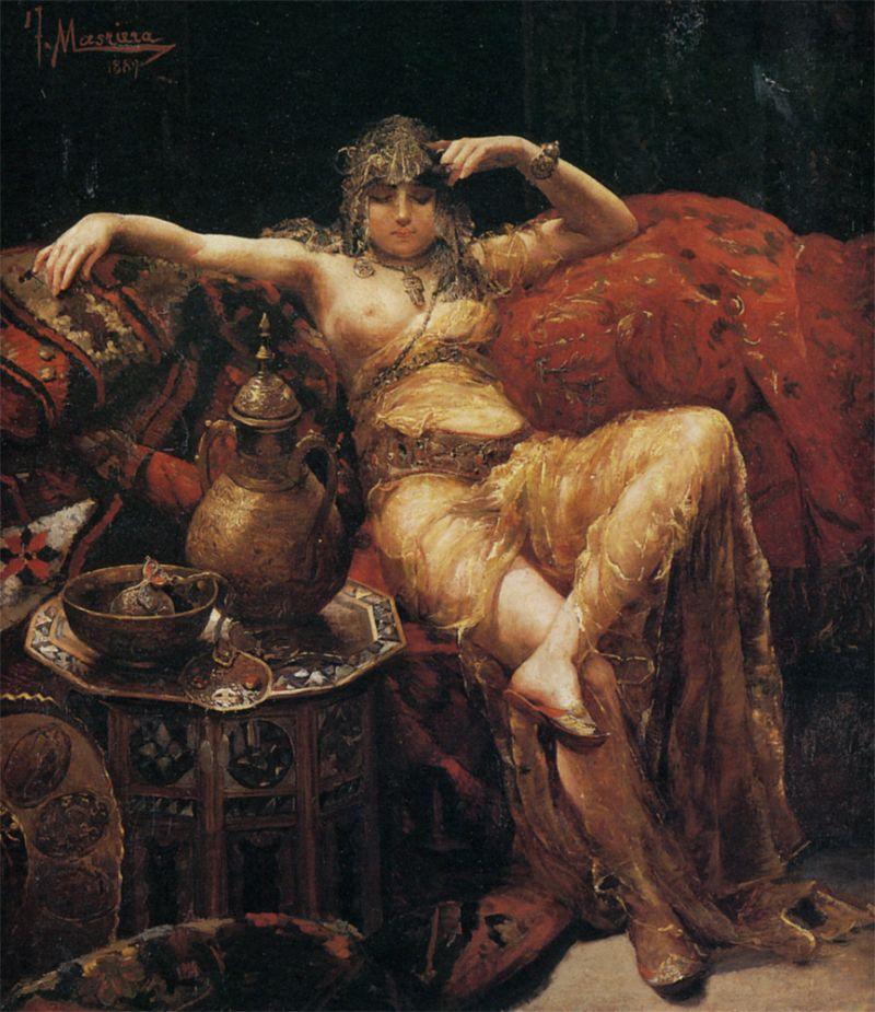 Hareem Life, Constantinople