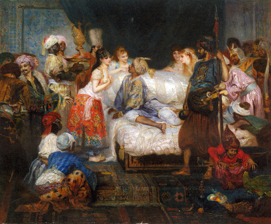 Harem Paintings