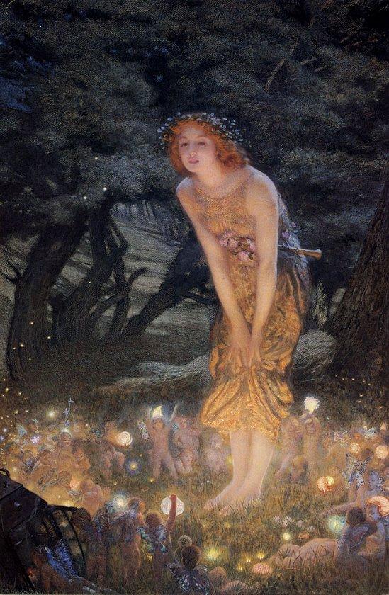 Midsummer Eve.